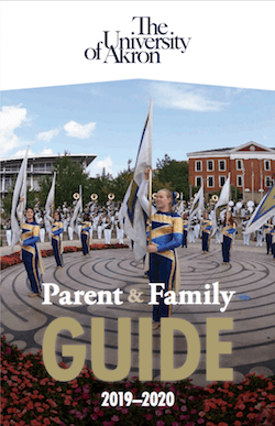 University of Akron Parent & Family Guide