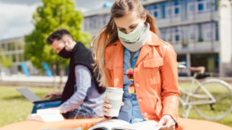 A breakdown of safety tips for college campuses to share with your student